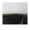 fading road (MvMiddendorf) Tags: fog rural cologne street bw colored loneliness