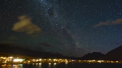 Queenstown Night Sky 1 - 4k (Robert Brienza) Tags: queenstown timelapse video newzealand southisland nz landscape scenic travel travelphotography sky clouds nightsky stars nightphotography milkywaygalaxy sonyrx100m3