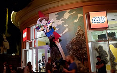 Downtown Disney (uhhey) Tags: disney anaheim california lego woody