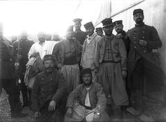 Ottoman Empire  1914 Sodaten (foundin_a_attic) Tags: ottoman empire 1914 sodaten pow wwi ww1 ohrdruf