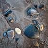 Pebbles on the sand (cjgoddard1952) Tags: pebbles beach amble northumberland sand