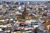 Tejados de Sevilla - Seville roofs (ricardocarmonafdez) Tags: sevilla andalucia iglesia church buildings arquitectura architecture tejados roofs ciudad city cityscape color blue azul 60d 1785isusm canon cúpula dome