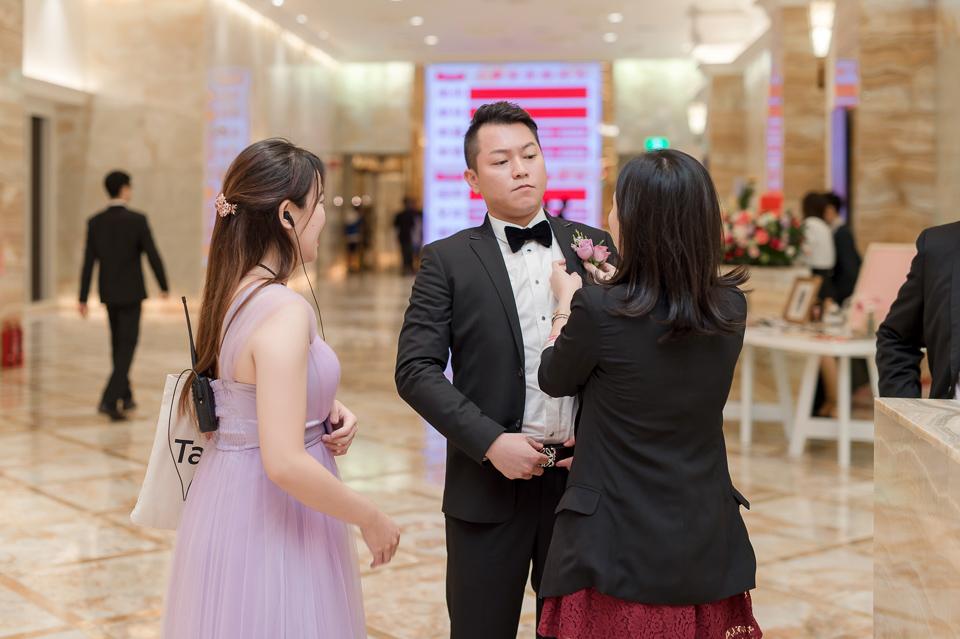 婚攝 高雄林皇宮 婚宴 時尚氣質新娘現身 S & R 107