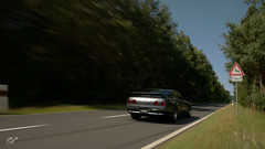 R32 Country Road (jandengel) Tags: granturismo gt gts car scapes game ps4 polyphony nissan skyline r32 gtr bnr32 jdm road rollingshot