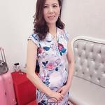 李思穎老師媽媽造型