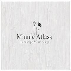 Landscape and Sim Design services (SL) (Minnie Atlass - Sim Designer) Tags: logo landscape simdesign sim design sl secondlife services