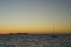 At Anchor (Stueyman) Tags: sony alpha ilce a7 a7ii 55mm za zeiss sunset water ocean indianocean sky island perth rockingham wa westernaustralia australia