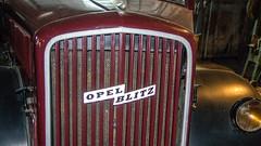 Opel Blitz (krieger_horst) Tags: lkw opelblitz brandenburg kühler
