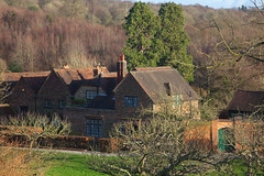 Family home and garden of Sir Winston Churchill.. (Adam Swaine) Tags: chartwell nationaltrust kent historicalbuildings england english britain british kentweald kentishlandscapes canon counties countryside uk ukcounties 2018 winter
