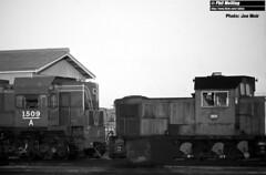 J578 A1509 B1603 (RailWA) Tags: railwa joemoir philmelling westrail a1509 b1603