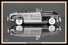 1948 Chrysler Town & Country Convertible (JCarnutz) Tags: 124scale diecast danburymint 1948 chrysler towncountry