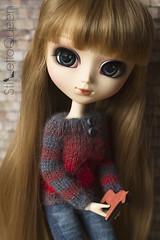 Marina (Stiletto Queen) Tags: pullip pullipmerl katjuss knitwear sweater
