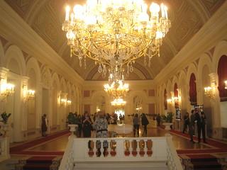 Let's visit the Bolshoi Theatre!