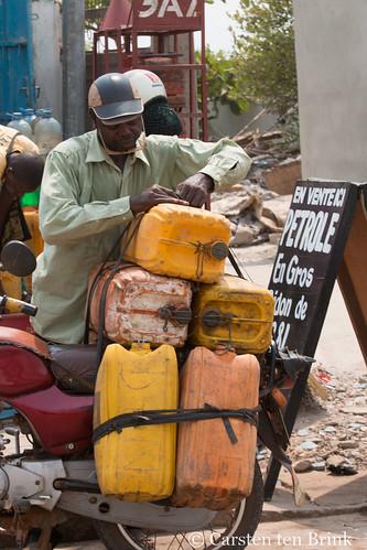 Benin petrol(e)