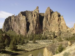 Smith Rock, Oregon (ArminBe) Tags: smith rock oregon free climbing