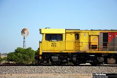 22 January 2018 ACN4172 2762 iron ore Narngulu East (RailWA) Tags: railwa philmelling acn4172 2762 iron ore narngulu east aurizon geraldton midwest