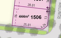 Lot 1506 Runcorn Crescent (Atherstone), Melton South VIC