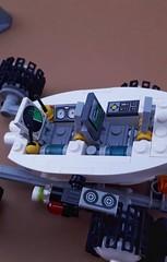 Febrovery 2018 - Cockpit (LegOH!) Tags: lego legoh space febrovery cockpit