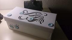 box (Teodasia) Tags: box handmade drawing flower