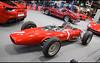Ferrari 156 F1 Aero (1963-1964) #1 (baffalie) Tags: auto voiture ancienne vintage classic old car coche retro expo france sport automobile racing motor show collection club scuderia maranello enzo
