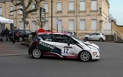 #17 -Peugeot 208 - 02 (kinsarvik) Tags: castillonlabataille gironde bordeauxaquitaineclassic rallye rally