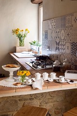 """Good morning and have a great #breackfast in """"La Casa di Alice"""" , a #BorghettoMontalcino apartment 👌☕️🍪 #like #follow #share #comment #montalcino #tuscany #italy #holiday #travel #trip #discover #landscape #tuscan #rusticdecor #bedand (borghettob) Tags: breackfast borghettomontalcino like follow share comment montalcino tuscany italy holiday travel trip discover landscape tuscan rusticdecor bedandbreakfast"""