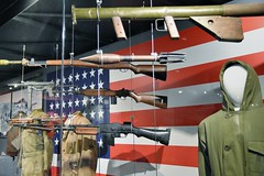 US Weaponry (jpellgen (@1179_jp)) Tags: war museum wwii worldwar neworleans nola no la louisiana bayou south southern usa america travel nikon d7200 sigma 1770mm march 2018 history nationalwwiimuseum guns gun weapons gulfcoast