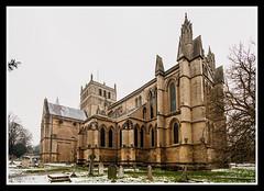 South East Corner (veggiesosage) Tags: southwell southwellminster nottinghamshire aficionados gx20 grade1listed cathedral minster