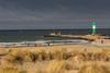 Strand und Westmole Warnemünde (Georg Brutalis) Tags: düne leuchtturm warnemünde ostsee vorpommern strand mecklenburgvorpommern westmole mole rostock mecklenburg deutschland de