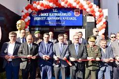 #Finike Turunçova Merkez Jandarma Karakol Komutanlığı açılışını gerçekleştirdik. ✂️ Hayırlı olsun. (mkaraloglu) Tags: finike