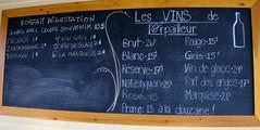 (wmpe2000) Tags: 2017 canada quebec dunham vignobledelopailleur vineyard lopailleur winetour sign chalkboard img7121a