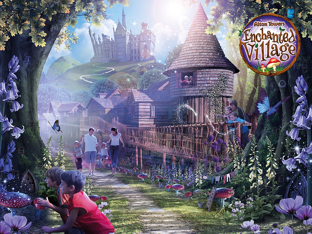 Enchanted Village Promo
