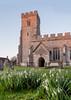 St Nicholas, Tolleshunt d'Arcy (louisahennessysuɹoɥƃuıʞıʌ) Tags: stnicholas tolleshuntdarcy essex church sleet twilight gloaming