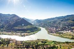 2016 09 029_Mtskheta (artem.kuznetsov80) Tags: landscape birdseyeview water