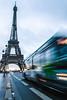 at paris (pa86ch) Tags: paschalispanteli paris france motion bus eiffel tower eiffeltower canon canon70d 70d cyprusphotographer cy cyprus