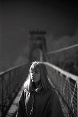 50mm ZM Sonnar Film Portrait (Komatsu 1000) Tags: 9minutes 50mmf15zeisssonnartzm ilforddelta100 iso100 leicam3 rodinal