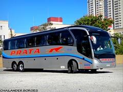 Expresso de Prata 461401 (Chailander Borges (São Paulo/Brasil)) Tags: new brazilian buses 2013 ônibus brasileiros brasil novo sem placa são paulo transpublico city downtown