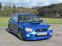 My Subaru Impreza WRX (Fergus McIver) Tags: subaru impreza subaruimpreza wrx