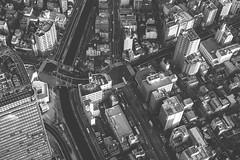 Tokio (mripp) Tags: art vintage retro old black white mono monochrom city urban arial view streets leicam10 summicron 50mm