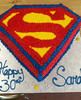 superhero (backhomebakerytx) Tags: cake birthday kid superhero hero superman backhomebakery