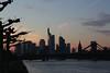 4W0B5547 Frankfurt Germany (Brigitte W) Tags: frankfurtammain frankfurt germany rivermain skyline skylinefrankfurtammain river sunset winter canon