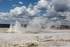 Spouting Off (string_bass_dave) Tags: usa wy nature nationalpark yellowstone thermal geyser unitedstates yellowstonenationalpark flickr wyoming us 500px