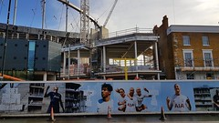New Spurs ground under construction, Tottenham, North London, March 2018 (sbally1) Tags: spurs tottenham tottenhamhotspur whitehartlane london northlondon football soccer stadium construction nfl americanfootball premierleague