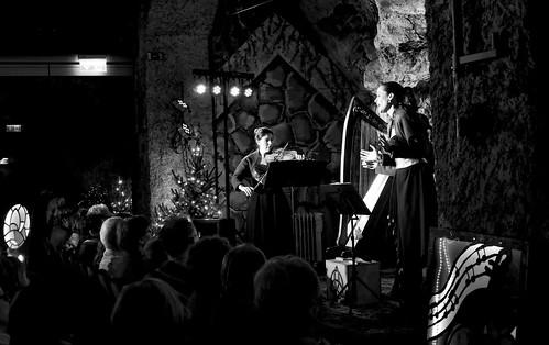 Openluchttheater Valkenburg Jos Göritzer Trio Meran Kerst 12