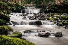 Goit Stock waterfall (upper) (nathian brook) Tags: waterscape waterfall water longexposure landscape yorkshire