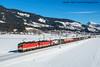 2018.01.12 | 1144 221 & 239 & 1116 159 | Kirchberg in Tirol (Davee91) Tags: kirchberg tirol austria güterzug öbb federal railways zug trenuri tehervonat freight giselabahn