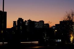 都市を眺める夕暮れ (Yuri Yorozuna / 萬名 游鯏(ヨロズナ)) Tags: dusk 薄暮 dim vesper