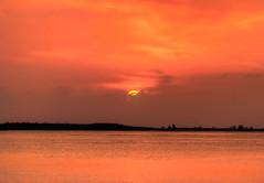 Dawn, Athol Island, Bahamas (shanepinder) Tags: dawn morning early ocean sea water horizon horizontal island clouds sky sun sunrise atholisland nassau bahamas peaceful serene peace still calm newprovidence