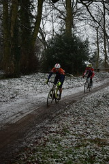 DSC_0030 (sdwilliams) Tags: cycling cyclocross cx misterton lutterworth leicestershire snow