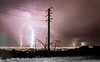 T R I O. (Capture & Co.) Tags: captureandco lightning canon60d tamron1750 tamron adelaidephotographer adelaide southaustralia mothernature beautiful storm
